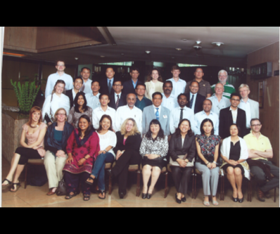 GCCA Asia workshop - March 2012