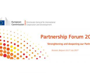 DEVCO Partnership Forum 2017
